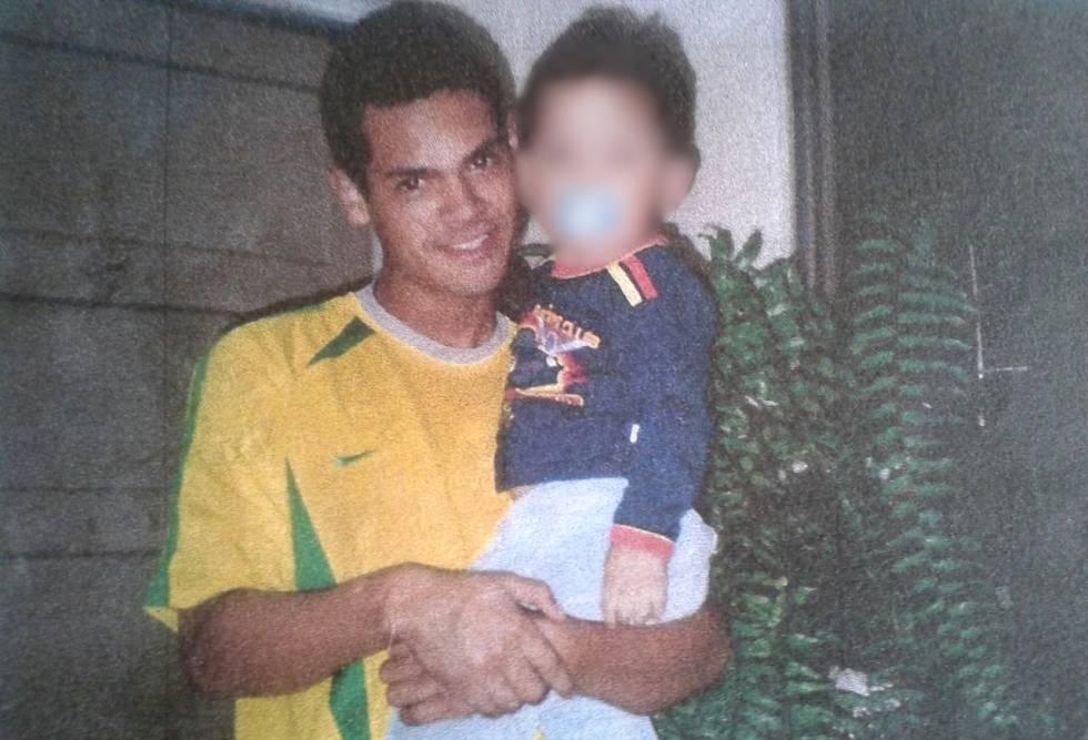 Marcos Paulo antes de ser assassinado pela polícia.