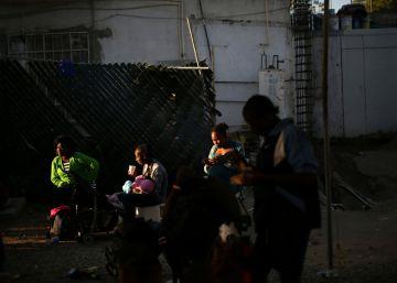 Milhares de haitianos chegam ao norte do México num fluxo constante nos últimos meses, com a esperança de aproveitar um tratado humanitário que abriu as portas do território norte-americano a refugiados do terremoto de 2010