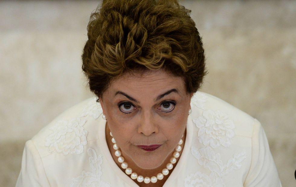 Dilma na reunião do Conselhão.