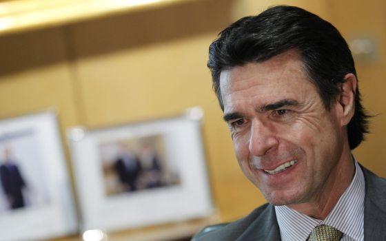 O ministro espanhol José Manuel Soria.