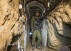Vários quilômetros de galerias são utilizados pelas milícias do grupo para atacar Israel ou se esconder durante as ofensivas