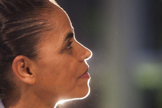 A fundadora da Rede, Marina Silva: foco agora é 2016.