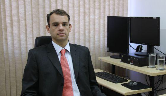 O procurador Frederico Paiva.