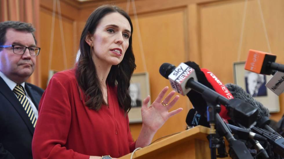 Jacinda Ardern, eleita nesta semana primeira-ministra da Nova Zelândia.