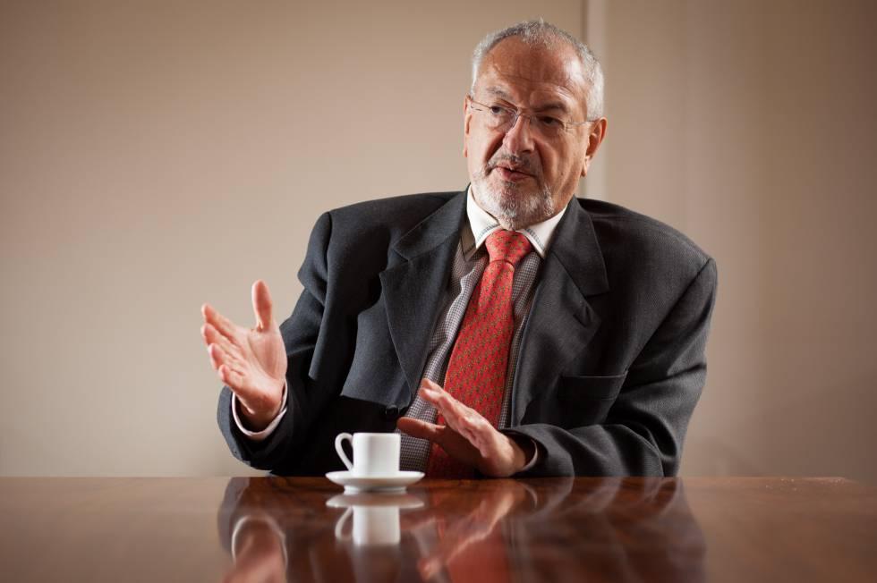 José Renato Nalini, secretário de Educação de São Paulo.