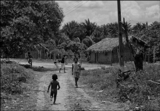 Alto Alegre do Pindaré (Maranhão), onde 60% vivem na pobreza.