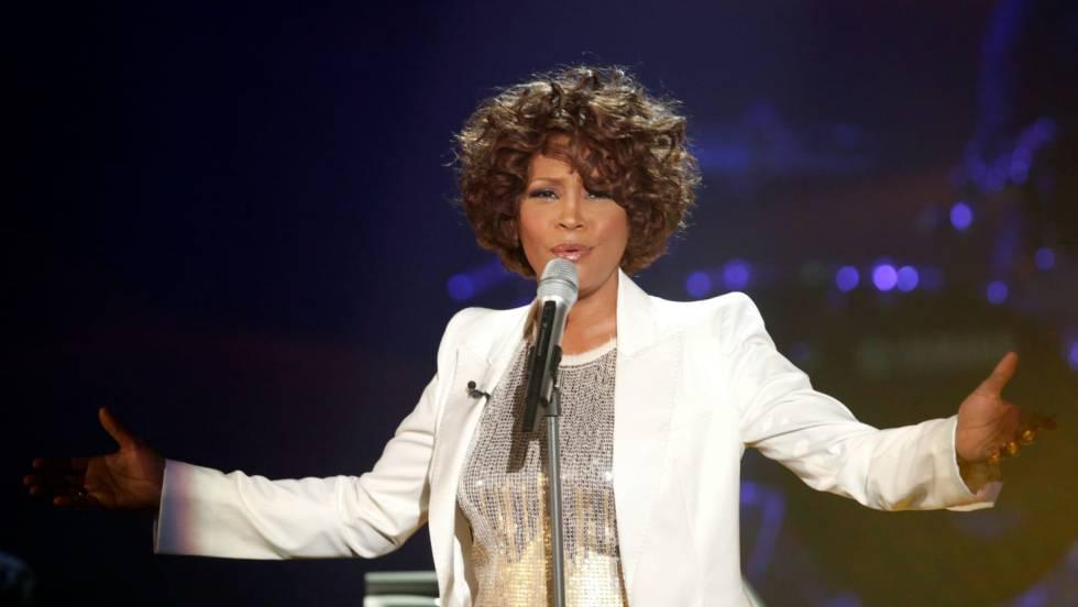 Uma imagem do documentário 'Whitney'