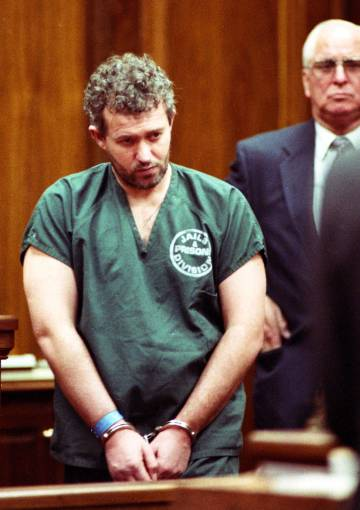 Barry Bennel, condenado por pedofilia, em uma fotografia de 1995.