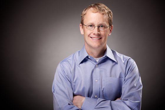 Chris Daniels, vice-presidente da Internet.org.