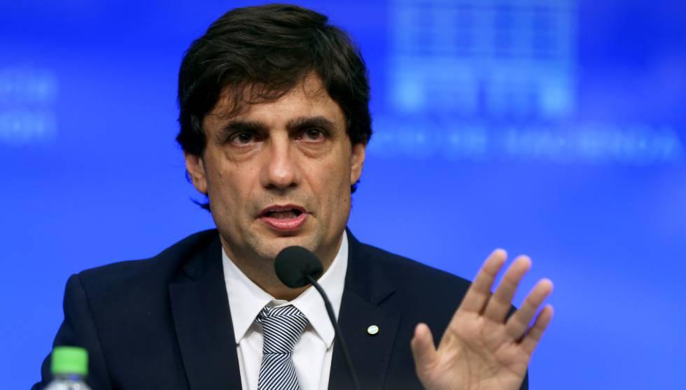 Hernán Lacunza, ministro da Economia argentino.