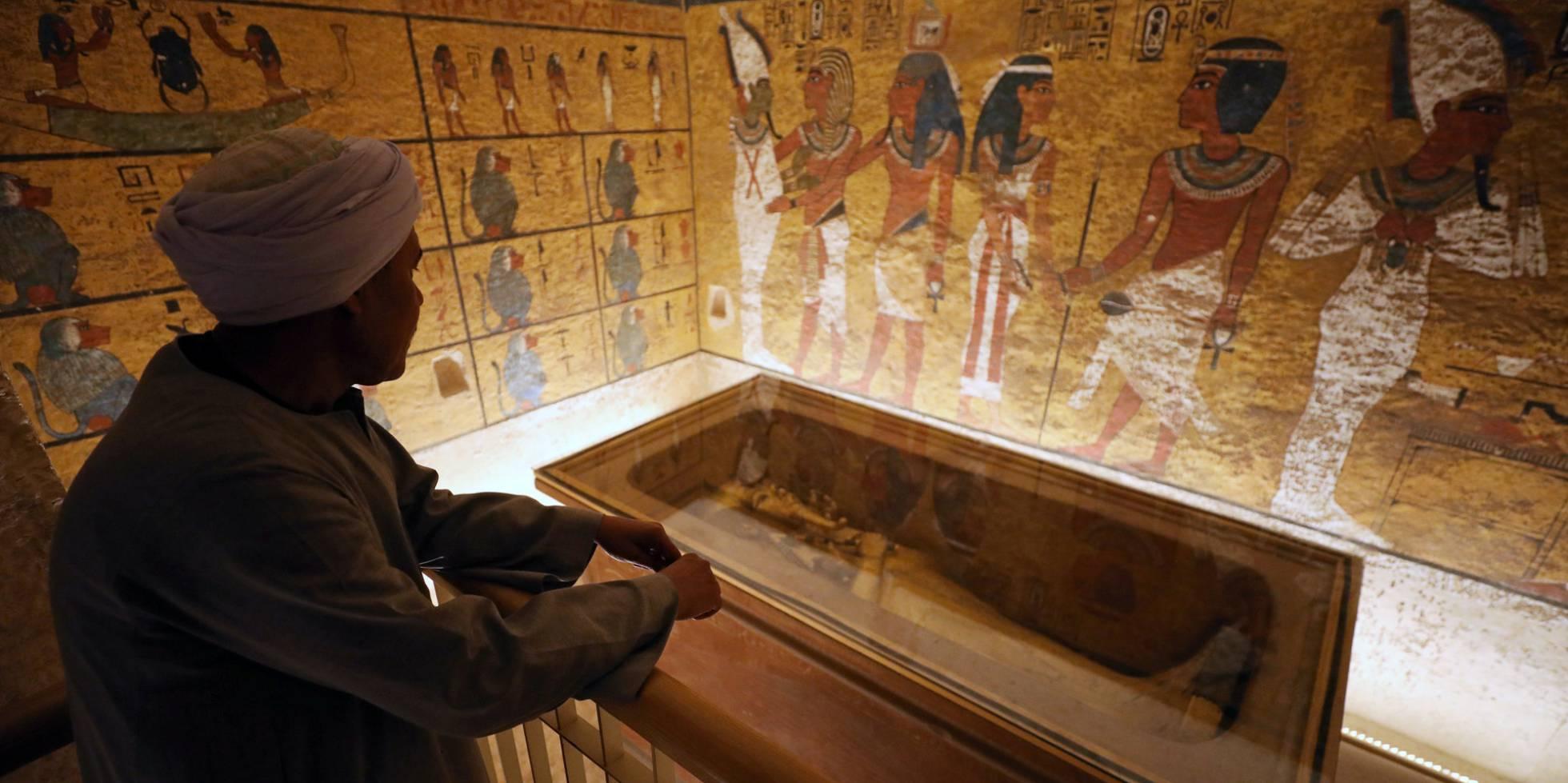 Fotos O Declinio Do Farao El Pais