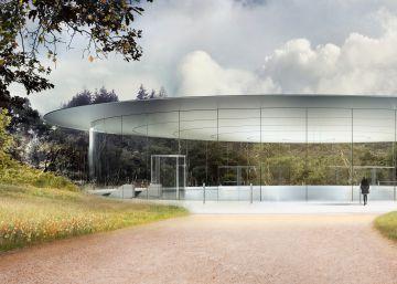 Nova sede da empresa, desenhada por Steve Jobs, vai funcionar com energia renovável e aposentará o Apple Campus