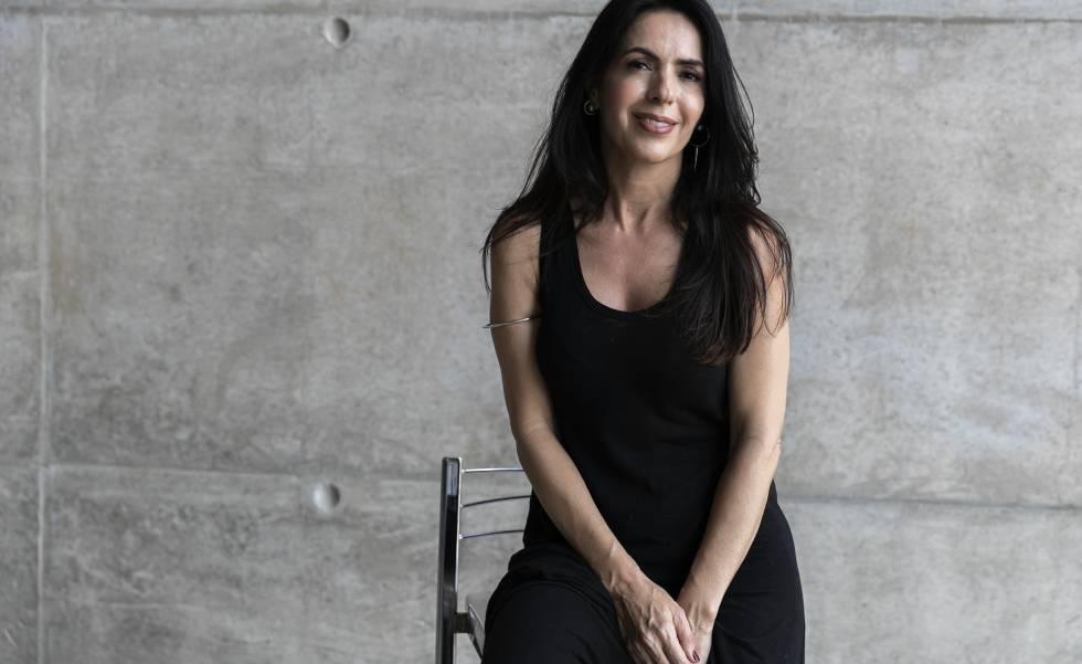 Maria Camargo, roteirista de 'Assédio', série da TV Globo.