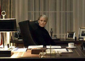 A atriz, ligada à causa feminista, nunca falou sobre seu colega na série 'House of Cards', que acaba de anunciar sua nova temporada