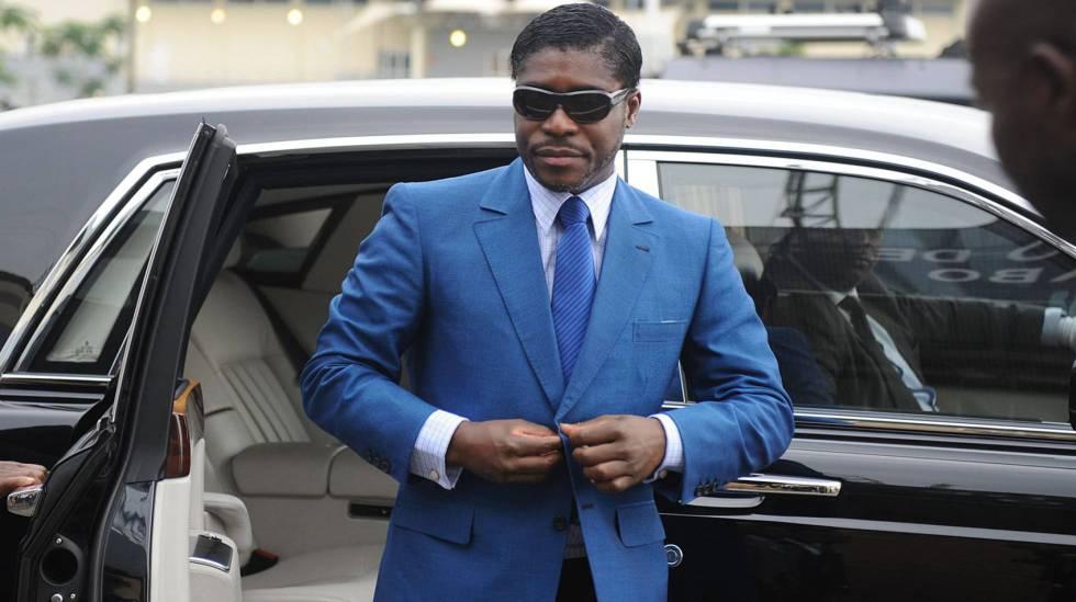 Teodoro Obiang em foto de 24 de junho de 2013