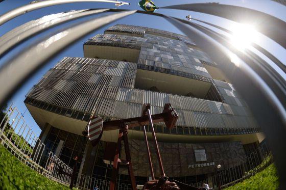 Prédio da Petrobras no Rio.