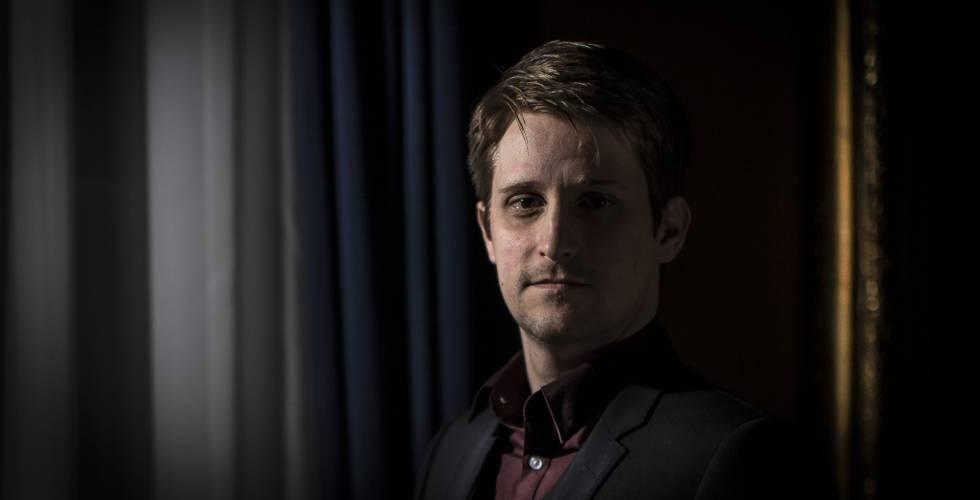 – Edward Snowden, em um hotel de Moscou, em agosto de 2017.
