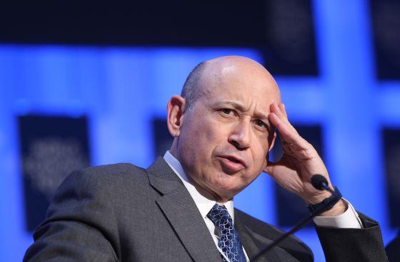 Lloyd Blankfein, presidente de Goldman Sachs