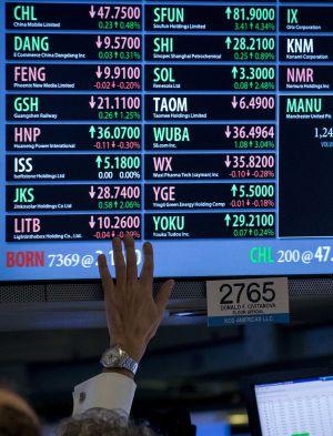 Os 10 maiores fundos têm 36 bilhões em ações da Bolsa de Madri.