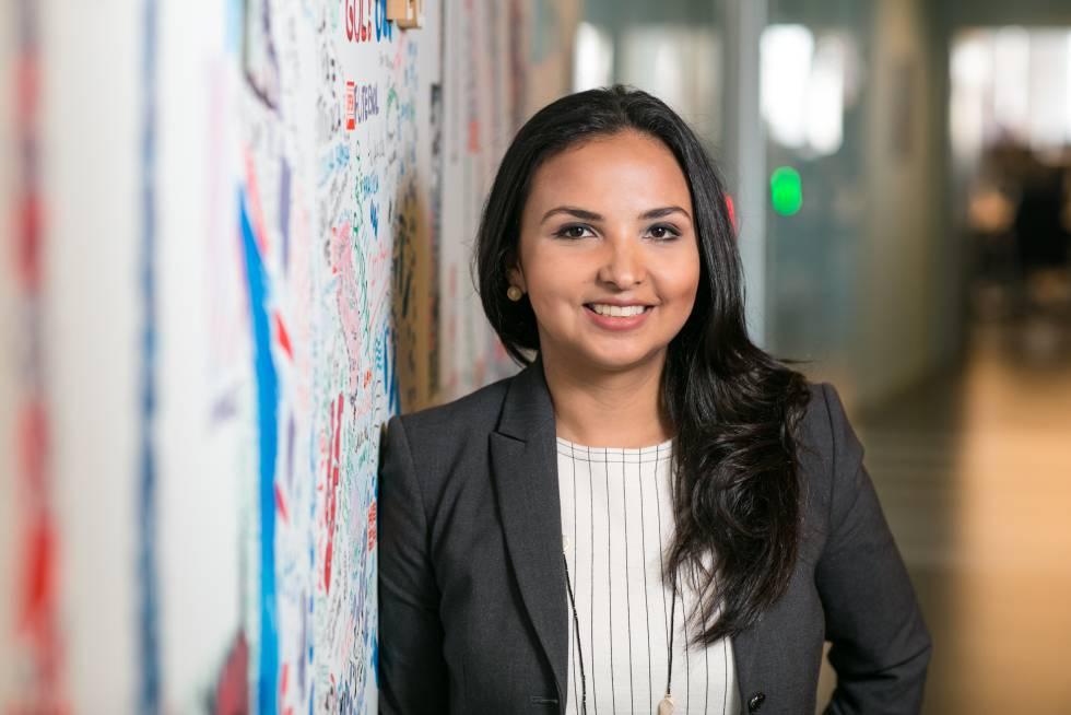 Camila Fusco, diretora de empreendedorismo do Facebook