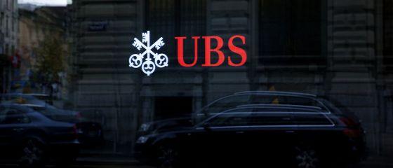 Fachada de um dos escritórios do banco UBS, em Zurique (Suíça).