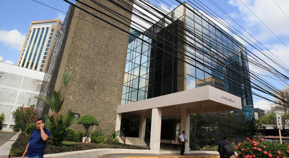 Sede da Mossack Fonseca no Panamá.