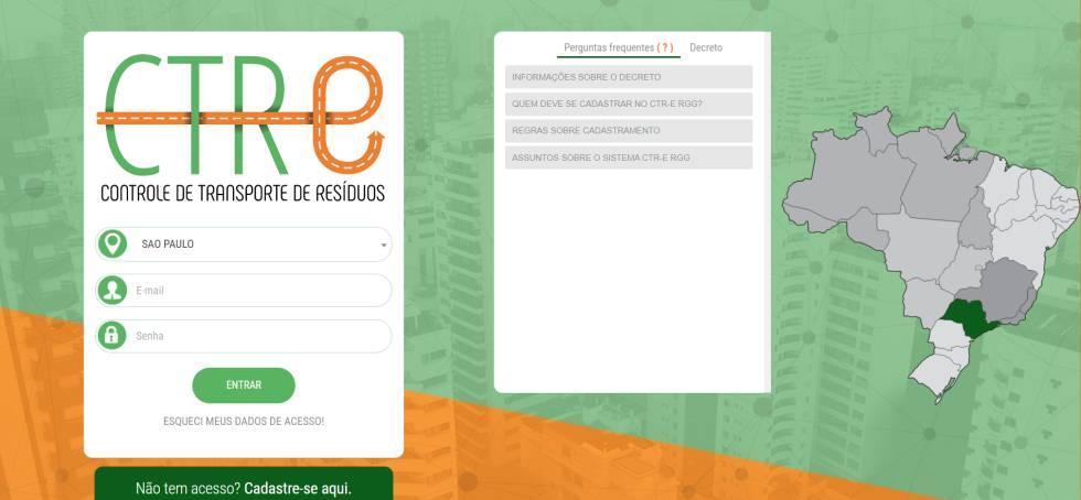 Prefeitura de São Paulo obriga contribuintes a darem informações em site operado por empresa privada