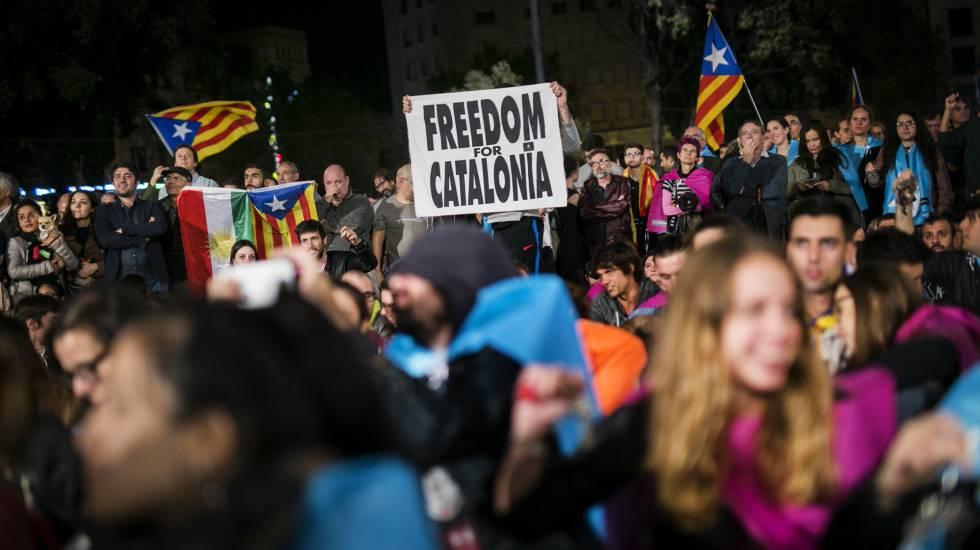 Imagem de uma das manifestações do dia 2 de outubro