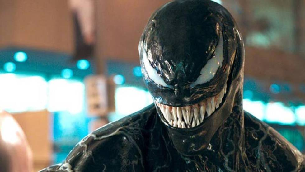 Fotograma de 'Venom'.
