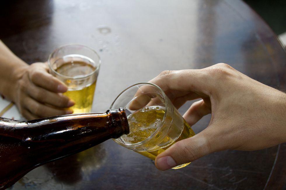 O fim do horário de verão poder ser comemorado no bar