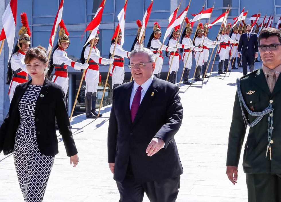 O embaixador grego no Brasil, Kyriakos Amiridis, em maio.