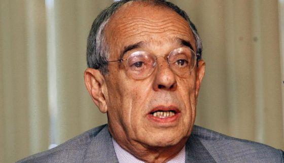 Márcio Thomaz Bastos, em 2004, quando era ministro.