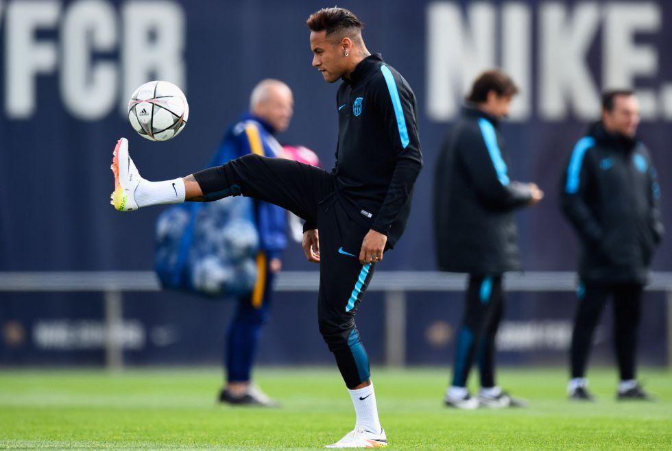O Barça, de Neymar, vem de derrota no clássico.