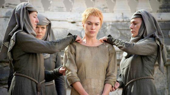 Uma das cenas da última temporada da série.