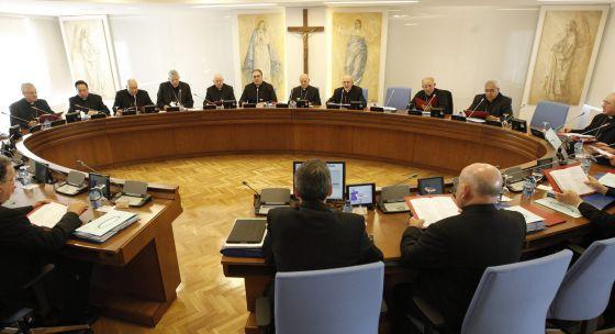 A Conferência Episcopal Espanhola (CEE), no dia 25 de junho de 2014.
