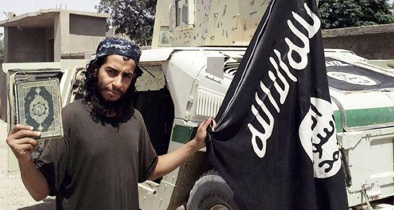 Abdelhamid Abaaud, em fotografia divulgada em fevereiro deste ano.