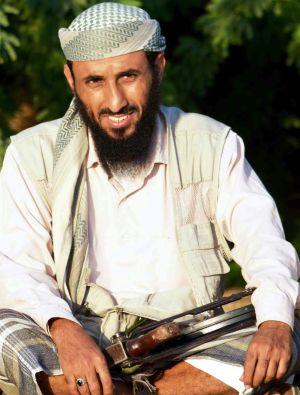 O líder de Al Qaeda no Iêmen, Nasser Al Wuhayshi, em 2012.