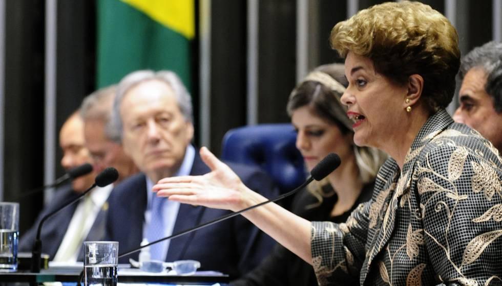 Impeachment: As frases cruciais de Dilma no Senado | Brasil | EL ...