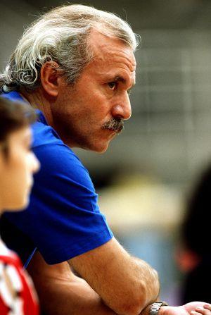Former national gymnastics coach Jesús Carballo.