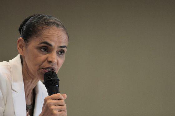 Marina Silva perde fôlego nas pesquisas.