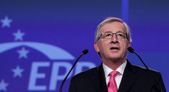 Jean-Claude Juncker, novo presidente da Comissão Europeia.