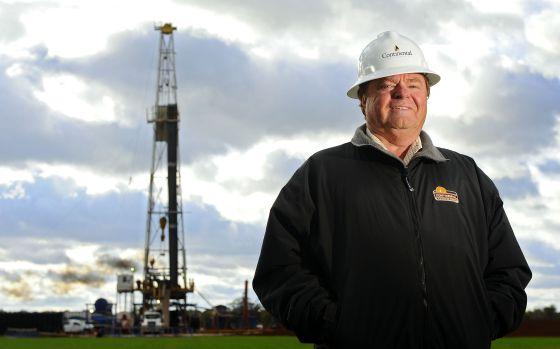 Harold Hamm é conselheiro delegado da Continental Resources.