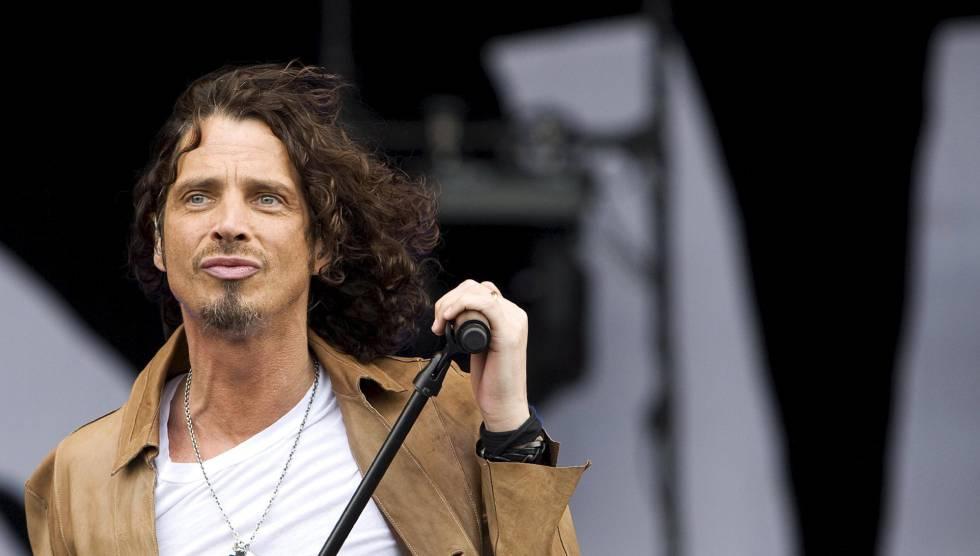 Chris Cornell, em um show em 009 em Landgraaf (Holanda).