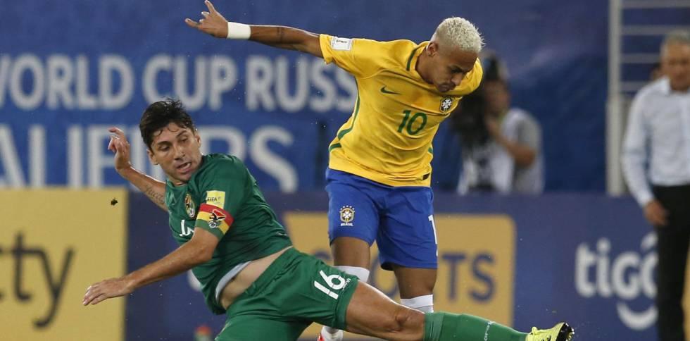 Neymar fez o primeiro.