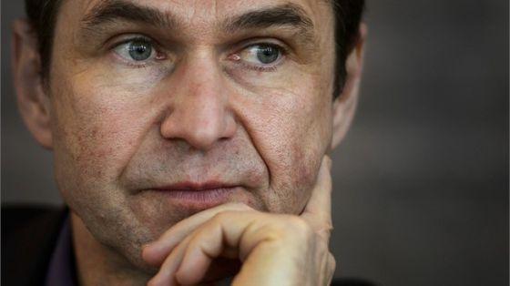 O diretor de segurança da FIFA, Ralf Mutschke.