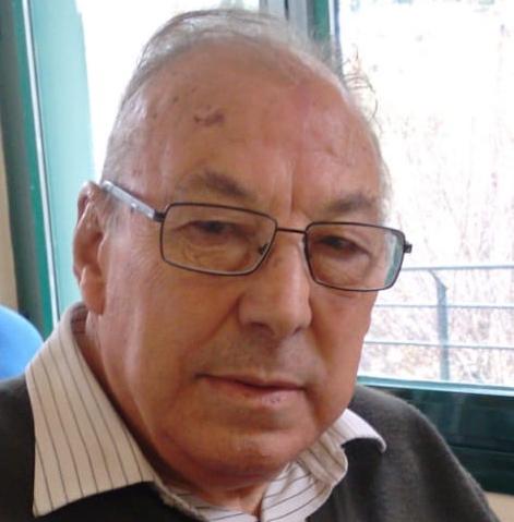 Miguel Sánchez Fernández, muerto por coronavirus, en una foto facilitada por su familia.
