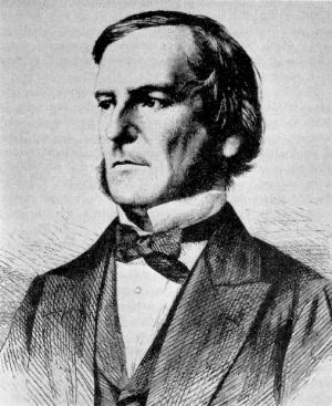 O matemático George Boole.