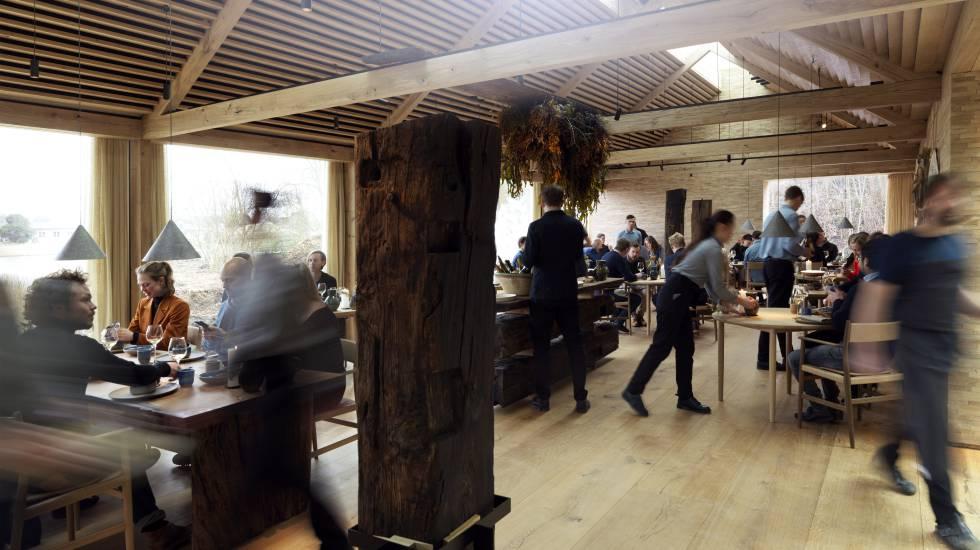 O Noma 2.0, o novo restaurante aberto por René Redzepi em Copenhague