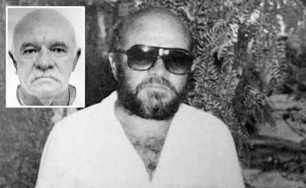 """O sargento Antônio Waneir Pinheiro de Lima, conhecido como """"Camarão"""", acusado de estuprar Inês Etienne Romeu."""