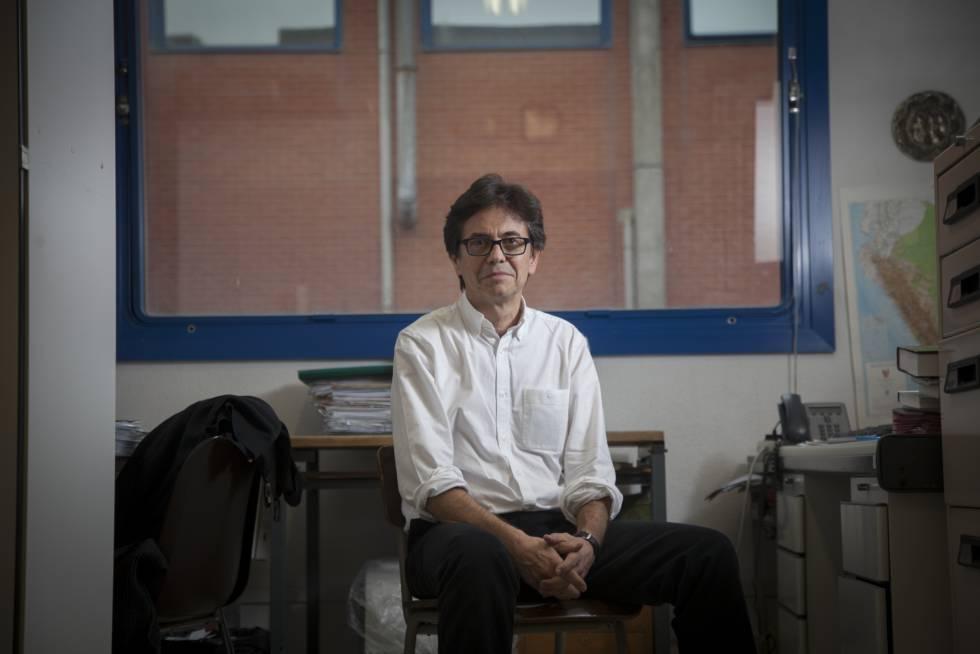 O antropólogo Carlos Varea, da Universidade Autônoma de Madri.
